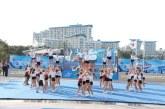 Российские чирлидеры завоевали медали на соревнованиях в Южной Кореи