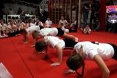 Соревнования по акробатике и ОФП