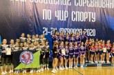 Завершился Чемпионат и Первенство РФ по чир спорту. Результаты спортсменов РО
