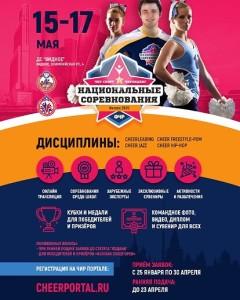 Афиша_Национальные соревнования 2020