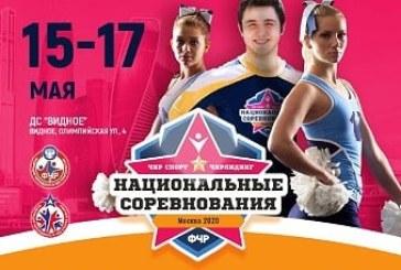 Национальные соревнования — 2020