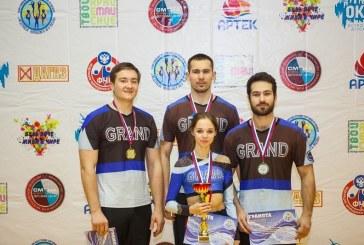 Донские спортсмены получили звание «Мастер спорта»