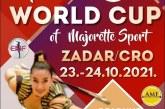 В Хорватии состоятся соревнования по мажорет-спорту